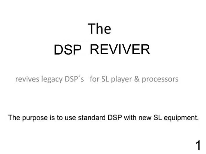 DSP Reviver